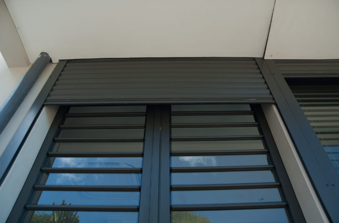 Glass Louvers